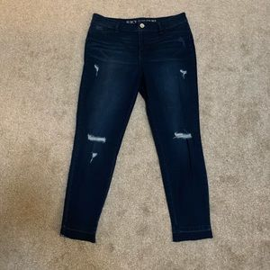 💫 Juicy Couture Cropped Jeans